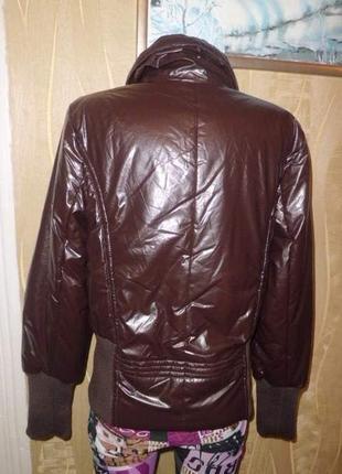 Шикарная куртка 44-46 наш новая3