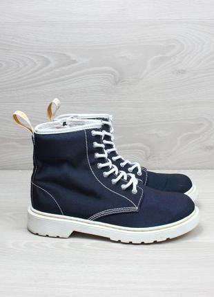 Синие женские ботинки dr.martens оригинал, размер 361