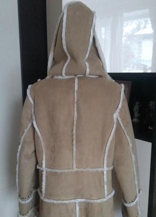 Пальто/ дубленка4 фото