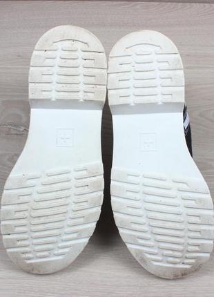 Синие женские ботинки dr.martens оригинал, размер 364