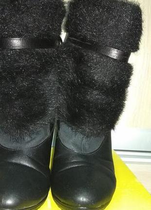 Ботиночки зимние1