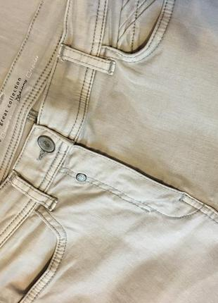 Серые джинсы skinny3