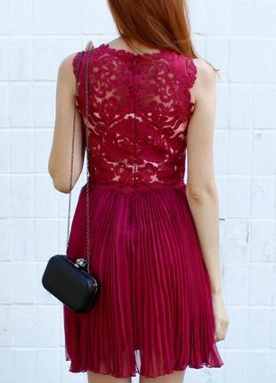 Нереально красивое вечернее платье с кружевом!3