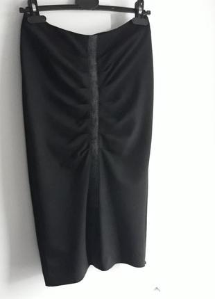 Шерстяная юбка карандаш max mara