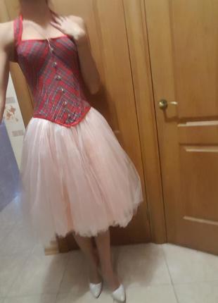 Фатиновая юбка1