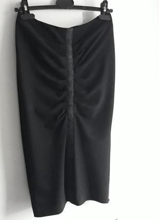 Шерстяная юбка карандаш max mara2