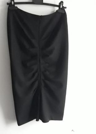 Шерстяная юбка карандаш max mara3