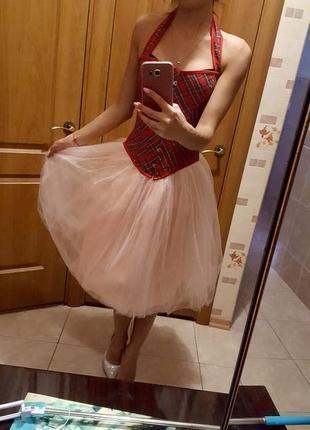 Фатиновая юбка2