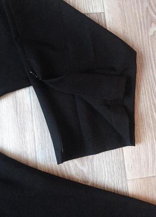 Фирменные зауженные брюки большого размера 54-603