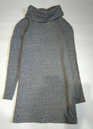 Платье меланж2
