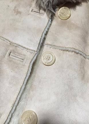 Невероятная теплая меховая курточка5
