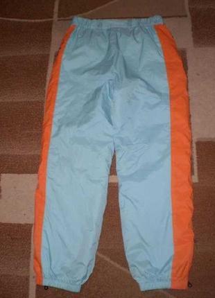 Лыжные штаны nordica 50-52разм2