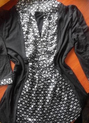 Нарядная блузка,рубашка s-m3