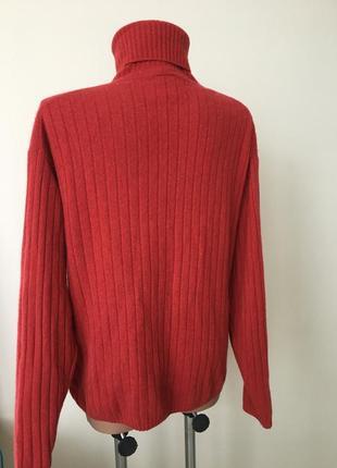 Нежнейший свитер гольф водолазка кашемир3