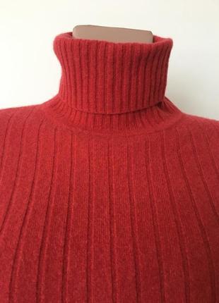 Нежнейший свитер гольф водолазка кашемир2