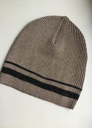 Комплект шапочка +шарфик zara2