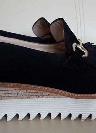 Туфлі  лофери laura bellariva розмір 402 фото