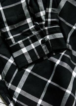 Котоновая рубашка george большой размер2