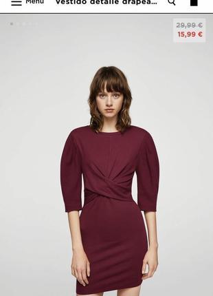 Абсолютно новое платье mango2