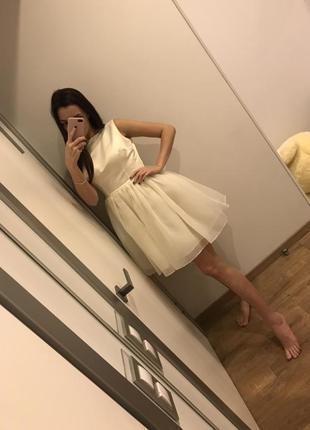 Коктейльное платье2