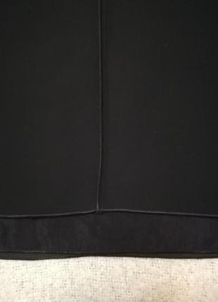 Интересная черная юбка фирмы d.bari, размер 405