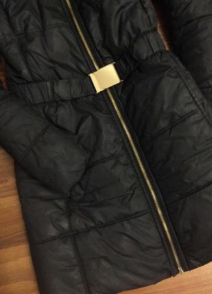 Пальто демисезонное р.с-м3