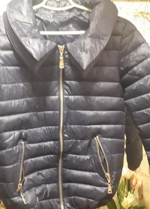Осенняя курточка2 фото