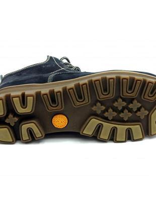 Зимние женские ботинки, натуральный нубук, натуральный мех, р-р 36-414 фото