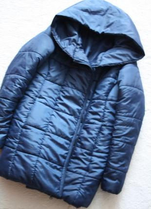 Скидки!!!стильная ,легкая и теплая куртка, на синтепоне,куртка- одеяло.1