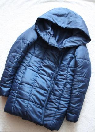 Скидки!!!стильная ,легкая и теплая куртка, на синтепоне,куртка- одеяло.4