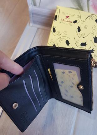 Женский кошелек - портмоне не большой3