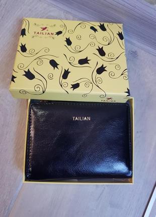 Женский кошелек - портмоне не большой5