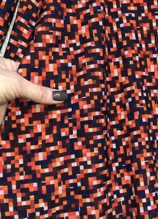Невероятно крутое платье -трапеция,плотное,держит форму от дорогущего бренда5 фото