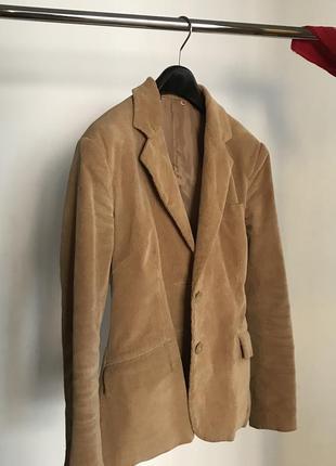 Вільвєтовий піджак2 фото