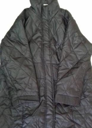 #модная куртка# деми #тепленькая# с красивой прошивной строчкой# большой раз-р.2