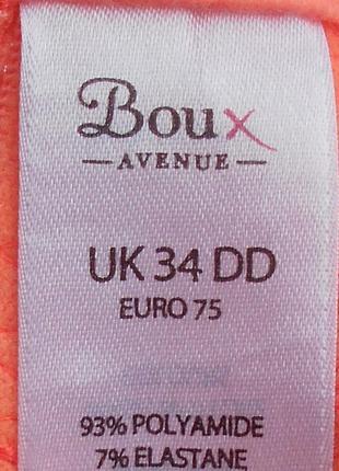 Кружевной сексуальный эротический бюстгальтер балконет 34dd 75dd boux avenue5