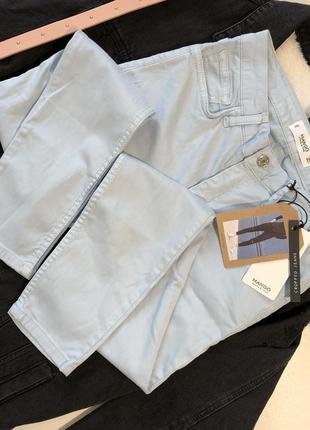 Новые джинсы mango skinny скинни1