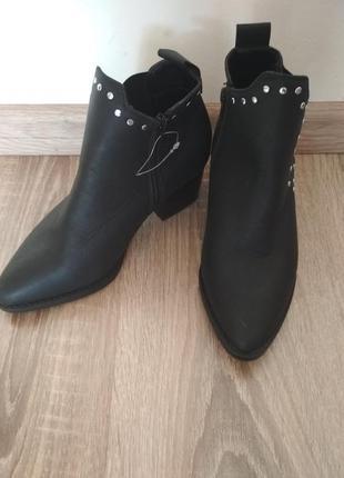 Ботильоны ботинки esmara р.363 фото