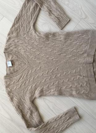Качественный кашемировый свитер1