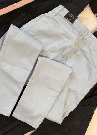 Новые джинсы mango skinny скинни2