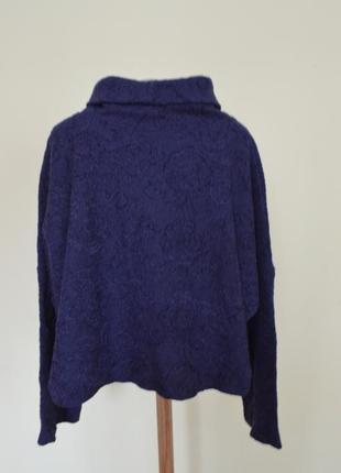 Нарядный немецкий свитер 100% шерсть4