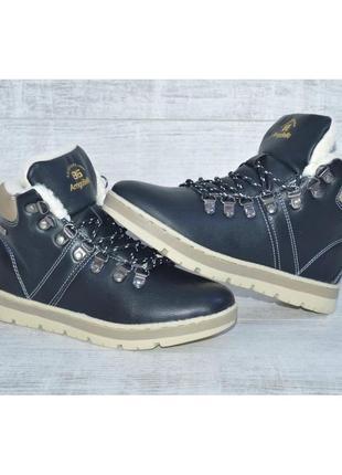 Женские зимние ботинки, 3 цвета, р-р 36-412