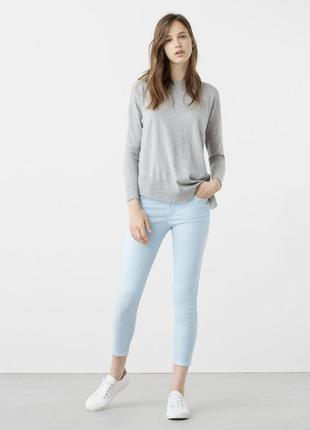 Новые джинсы mango skinny скинни3