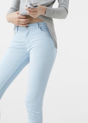 Новые джинсы mango skinny скинни5
