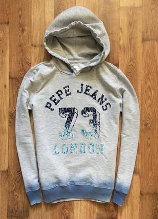 Худи pepe jeans1