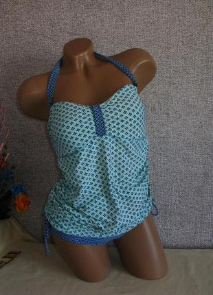 Купальник -платье (сдельный, цельный ) next размер eur 40-421