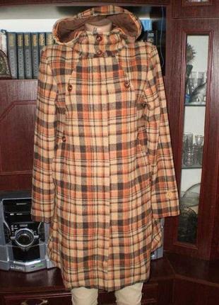 Эксклюзив пальто rvlt female шерсть 42-44