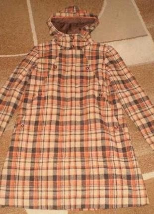 Эксклюзив пальто rvlt female шерсть 42-444