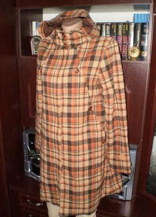 Эксклюзив пальто rvlt female шерсть 42-442