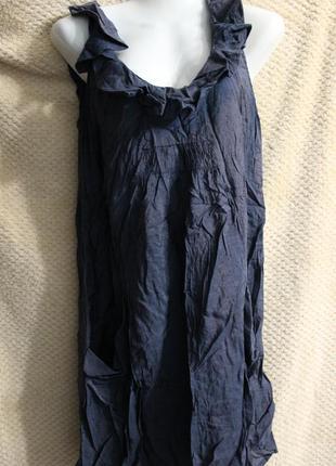 Пляжное платье1 фото